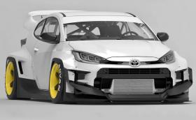 Toyota подготвя още по-лют GR Yaris!