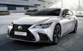Lexus LS: обновеният космически кораб на японците може да помни паркоместа