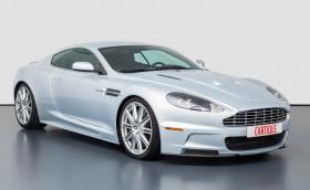 Този страхотен Aston Martin DBS се продава за 127 хил. евро