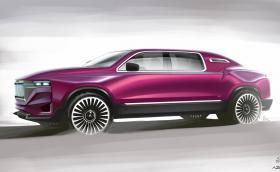Aznom Palladium е първата в света хипер лимузина-SUV с италиански дизайн. Какво?!