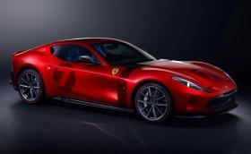 Ferrari Omalogata е (поредното) супер специално... Ferrari