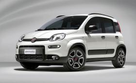 Fiat Panda идва обновен по повод 40-тата годишнина на модела