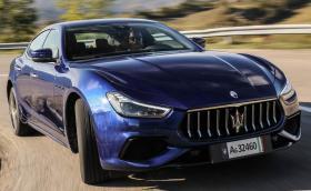 Maserati Ghibli Hybrid с 330 к.с. е първият хибрид на марката