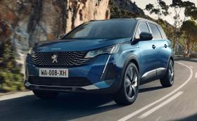 Peugeot 5008 е обновеният SUV-ван на французите
