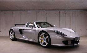 Това Porsche Carrera GT се продава за 790 хил. евро. Колкото три нови 992 Turbo S!