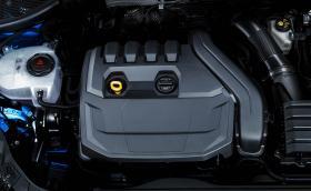 Volkswagen Group тихо премахва емблемите и означенията от корите на двигателите си