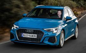 Карахме новото Audi A3 Sportback