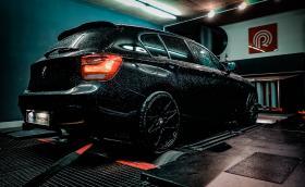 Pogea Racing вдигат 3-цилиндрово базово BMW 116i до 236 коня