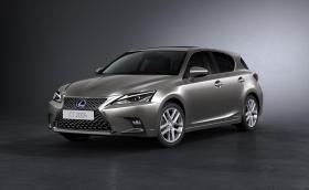 Lexus спря производството на CT, IS и RC за Европа, защото... SUV-та!