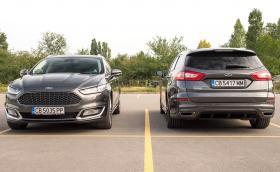 Ford Mondeo: най-луксозният срещу най-спортния!