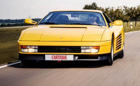 1989 Ferrari Testarossa за 285 хил. лв.? Бихте ли я купили?