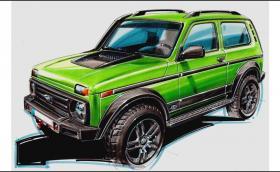 Немци пускат Lada Niva за 20 хиляди евро