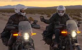 Да изминеш 20 000 км с електрически Harely-Davidson. Трейлър на Long Way Up!