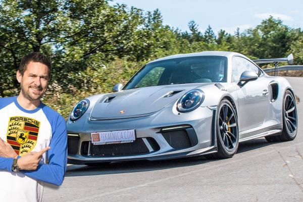 Porsche 991 GT3 RS: най-мощното атмосферно 911! Видео!