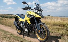 Карахме новото Suzuki 1050DL V-Strom XT!