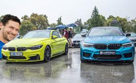 Национален BMW Събор 2020: мега видео!