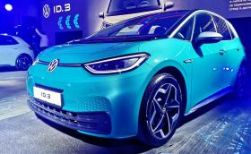 Volkswagen ID.3 е вече у нас. Топ версията предлага пробег от 550 км!