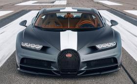"""Bugatti Chiron Sport """"Les Légendes du Ciel"""" ще се произведе само 20 пъти. Всяко ще струва по 2,88 млн. евро"""
