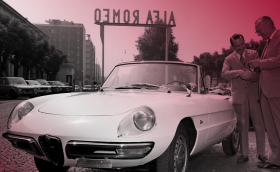 Alfa Romeo и киното - вечна неразделна любов