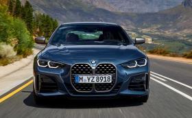 Главният дизайнер на BMW каза, че няма проблеми, ако решите да сложите тунинг решетки на новата Серия 4...