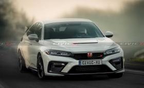 Новият Civic Type R ще бъде последният модел на Honda в Европа с чисто ДВГ