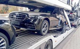 Новият Mercedes-Benz S-клас вече е у нас!