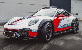 Porsche 911 Safari Concept е сериозна офроуд машина. Бихте ли купили такава обаче?