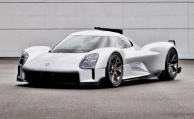 Porsche 919 Street е хибрид с 900 коня, шосейна версия на колата-победител от Льо Ман