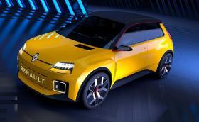 Възраждат Renault 5 като електрически автомобил - ще има ли спортна версия?