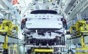 Как се произвежда новата Skoda Octavia в Чехия? Видео!