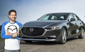Караме новата Mazda 3: революция в техниката и качеството? Видео!