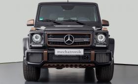 Този Mercedes-Benz G 65 AMG е последният G с V12 и 630 коня. Продава се за 299 900 евро
