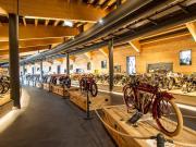 Най-големият музей за мотоциклети в Европа изгоря до основи