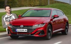 VW Arteon Shooting Brake в новото ни видео!