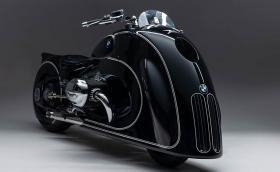 BMW R 18 'Spirit of Passion' от Kingstin Kustom e елегантен мотор с големи бъбреци