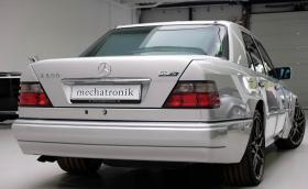 Скъпи Дядо Коледа… искаме такъв Mercedes-Benz E 500 с 4-литров битурбо AMG мотор и 612 коня