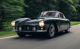 1960 Ferrari 250 GT Berlinetta Competizione със сложна история, но прекрасно