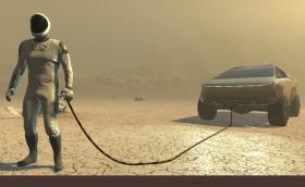 Българин прави игра за Марс с Tesla и SpaceX.  Илон Мъск се свързва с него... след 154 съобщения в Twitter