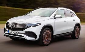 Премиера: Mercedes-Benz EQA идва с обещан пробег от 426 км