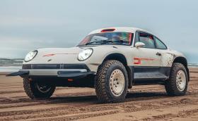 Singer ACS e Porsche 911 за бърз офроуд. Мощно е 450 коня и струва над 1 милион…