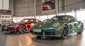Защо тези Porsche 911 Turbo S и Targa 4S струват над 1 млн. лева? Видео! (ОБНОВЕНА)