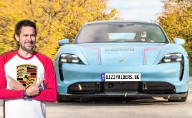 Porsche Taycan Turbo S: май-мощната версия със 761 к.с.! Видео!