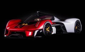 """Porsche Vision 920 е шосейна версия на LMP1 машините от """"Льо Ман"""""""