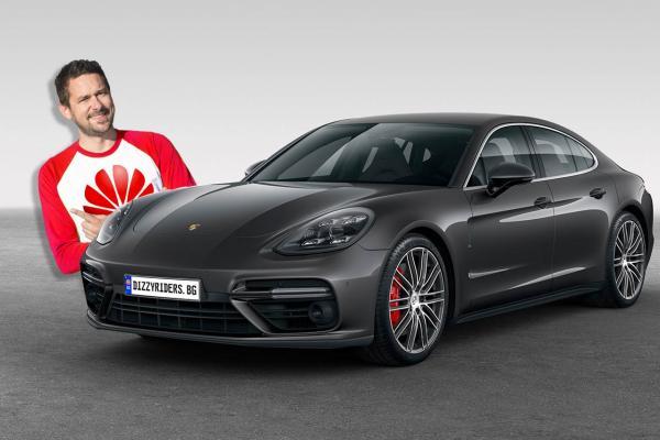 Porsche Panamera Turbo: дали е истинско Porsche? Видео!