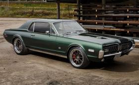 1968 Mercury Cougar с 5-литров V8 с 460 коня от Ringbrothers