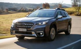 Новото Subaru Outback: моторът е само един, цените започват от 78 500 лв.