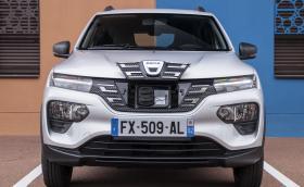 В Румъния електрическата Dacia излиза 9000 евро!