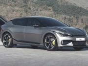 Kia EV6 GT е кросоувър SUV с… 577 коня, който вдига 100 км/ч за 3,5 секунди