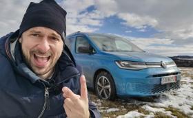 Volkswagen Caddy: подробно видео за най-новото издание!