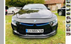 Продава се единственото Bullshark BMW Coupe от Vilner, след почти 10 години